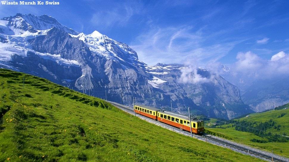 Wisata Murah Ke Swiss