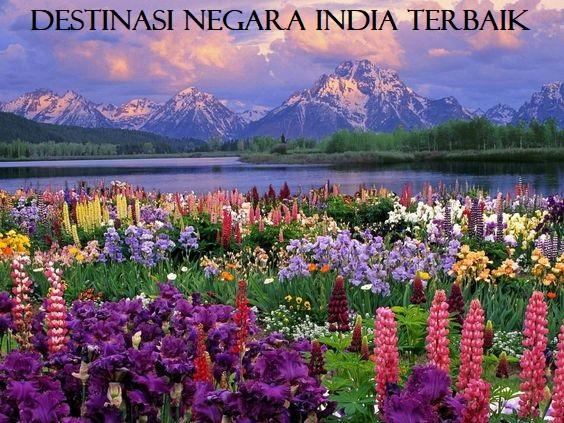 Destinasi Negara India Terbaik