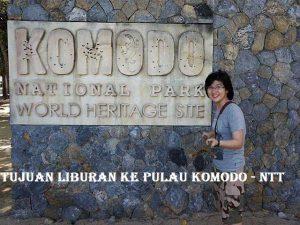 Tujuan Liburan Ke Pulau Komodo – NTT