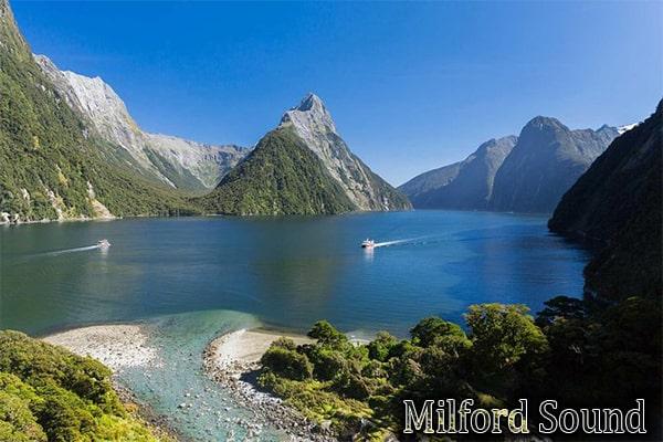 Rekomendasi Tempat Wisata Terbaik di New Zealand