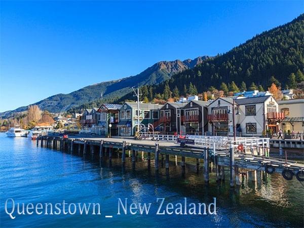 Tempat Wisata Indah Dan Terkenal di New Zealand